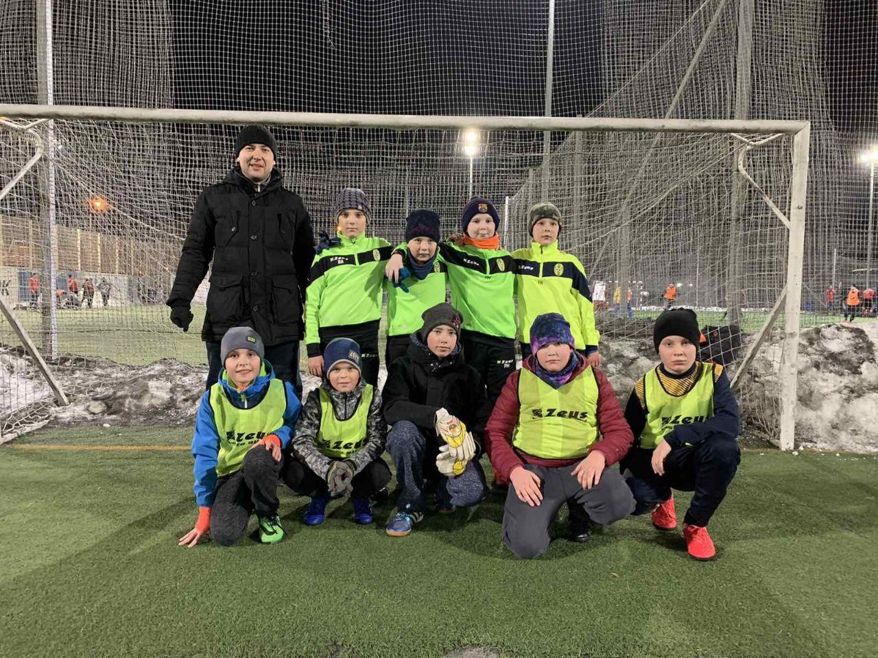 Команда «Харківського колегіума» здобула перемогу з рахунком 10:2
