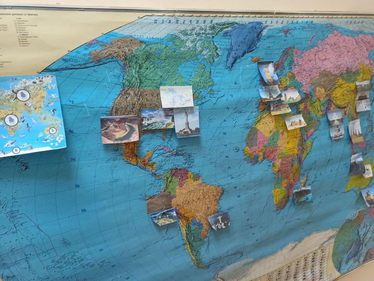 Учні 5-х класів захистили творчі роботи з природознавства